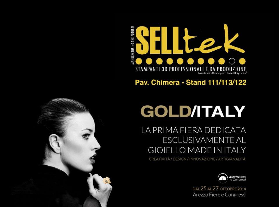 Gold Italy Arezzo