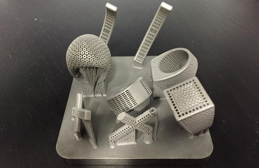 Stampa 3D metallo - Gioielli