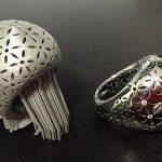 Stampa 3D metallo DMP Gioielleria