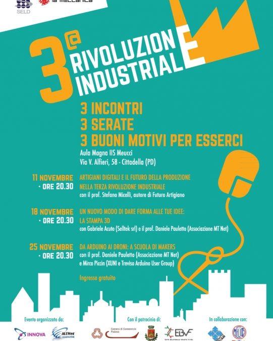 Terza rivoluzione industriale Cittadella PD