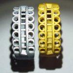 Nuovi materiali che simulano Oro e Argento ProJet 1200 Gioielleria