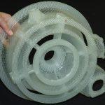 Prototipo biella automotive realizzato con la stampante 3D Systems iPro 8000 MP