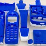 Prototipo telefono cellulare realizzato con la stampante 3D Systems ProJet 3510 CPX
