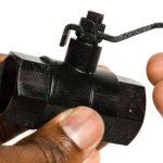 Prototipo valvola rubinetto realizzato con la stampante 3D Systems ProJet 3510 SD-HD