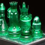 Resina verde brillante ProJet 1200 Gioielleria