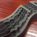 Particolare Stampato 3D metallo
