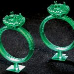 Prototipo Stampa 3D Cera Gioielleria Selltek
