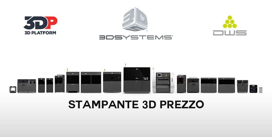 Prezzo stampante 3D Selltek
