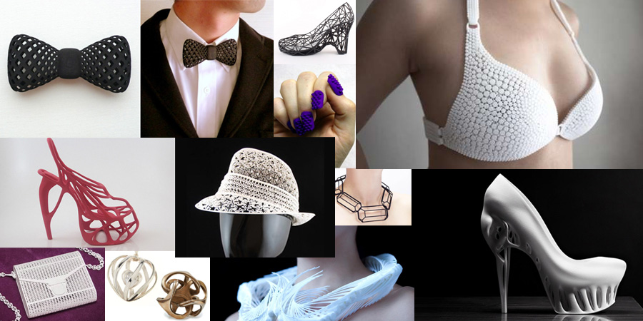 Stampa 3D moda e accessori Firenze
