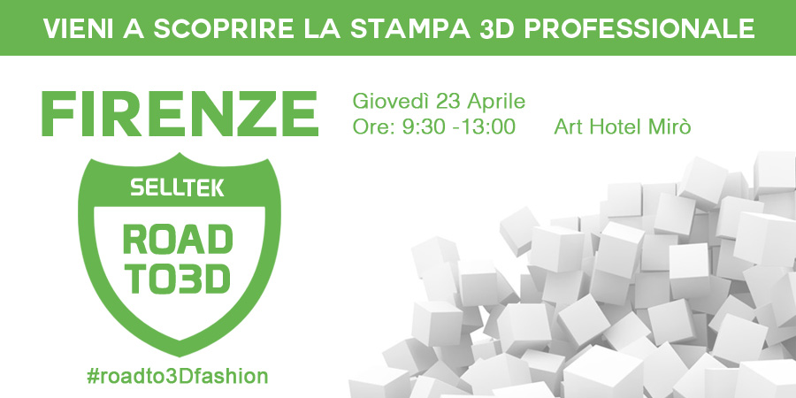 Stampa 3D professionale Firenze