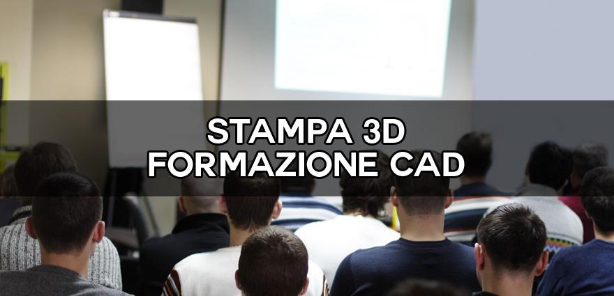 Stampa 3D formazione professionale