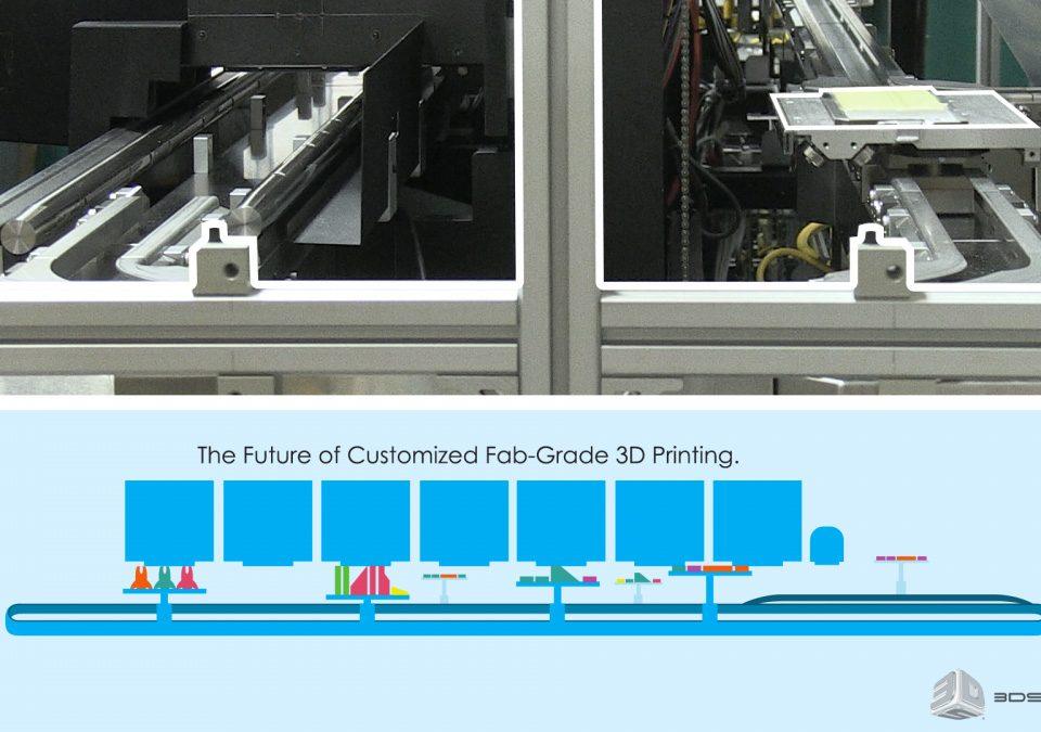 Stampa 3D produzione serie
