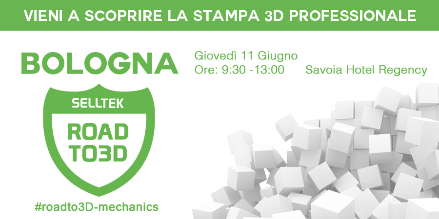 Bologna Road to 3D