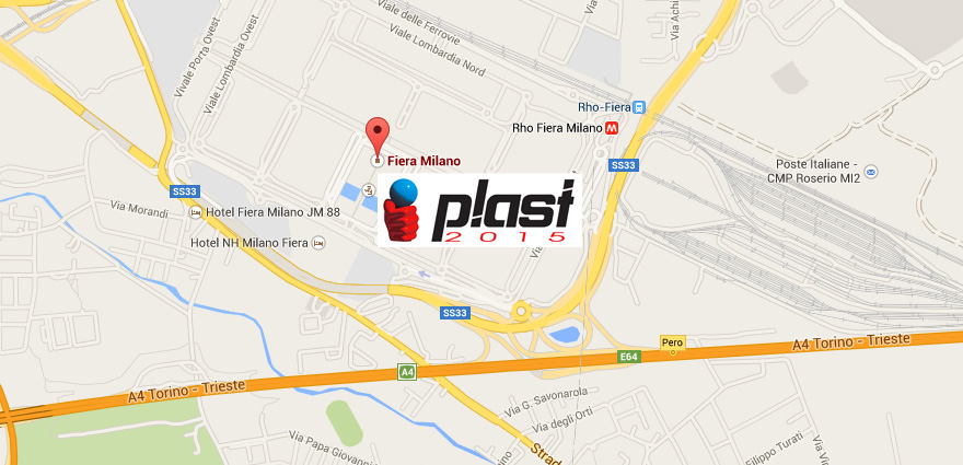 Mappa Plast 2015 Milano