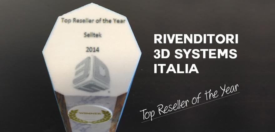 Rivenditori 3D Systems Italia