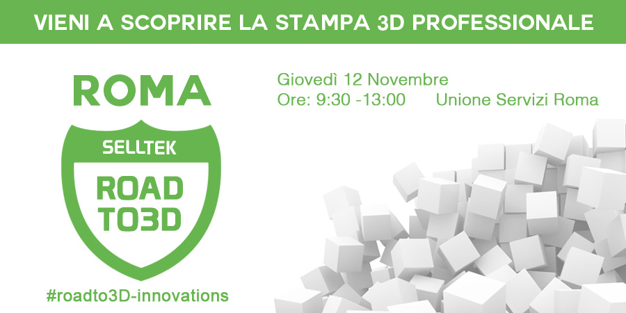 Road to3D Roma