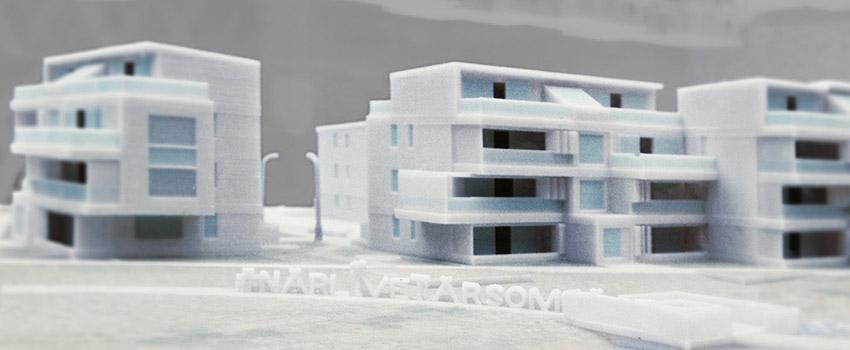 Stampanti 3d architettura for Programmi 3d architettura