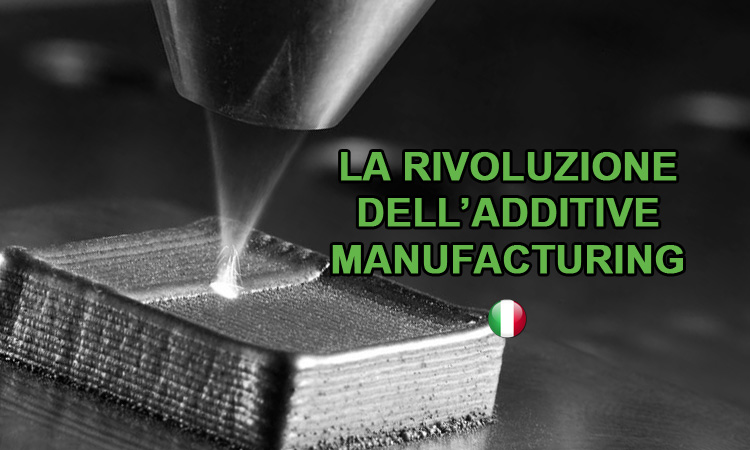 La rivoluzione dell'additive manufacturing in Italia
