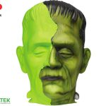 Volto stampato in 3D