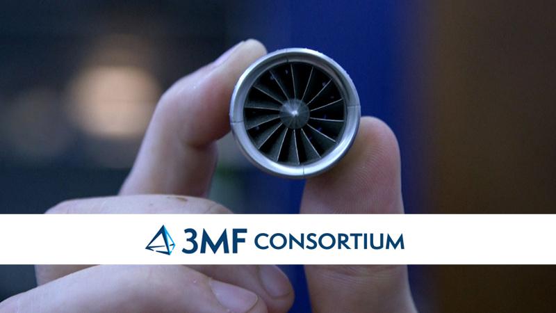 3MF consorzio Stampa 3D metallo