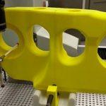 Caterpillar stampa 3D grandi volumi con la 3DP