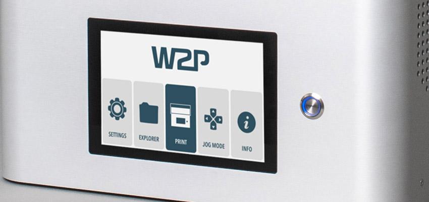 W2P Stampante 3D per Gioielleria - Tecnologia DLP