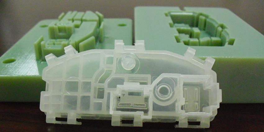 Stampi realizzati con la stampa 3D