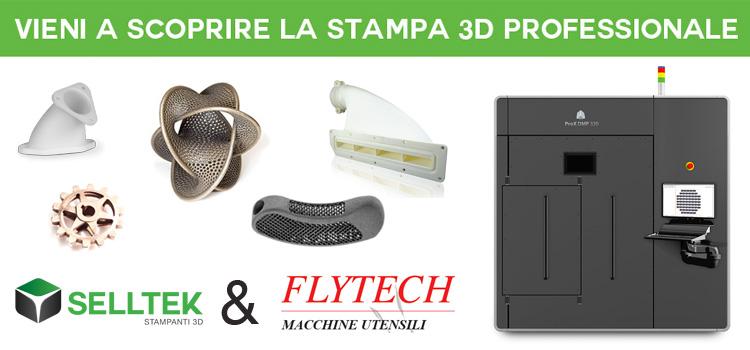 Stampa 3D professionale Bologna