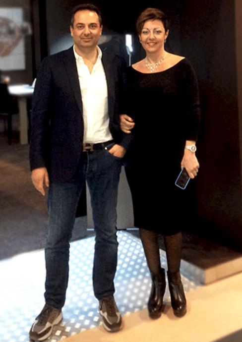 Danilo Lenti e Giuliana Lenti - Gioielleria e stampa 3D