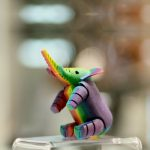 Elefante a colori stampa 3D HP
