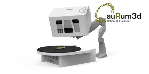 scanner 3d aurum
