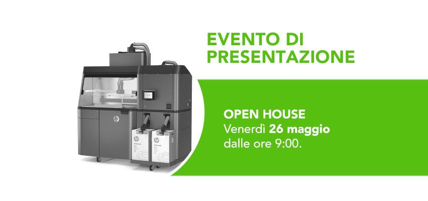 Open House 26 maggio
