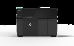 HP 3D Metal Print