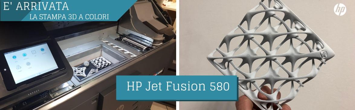 HP Jet Fusion 580_stampa a colori