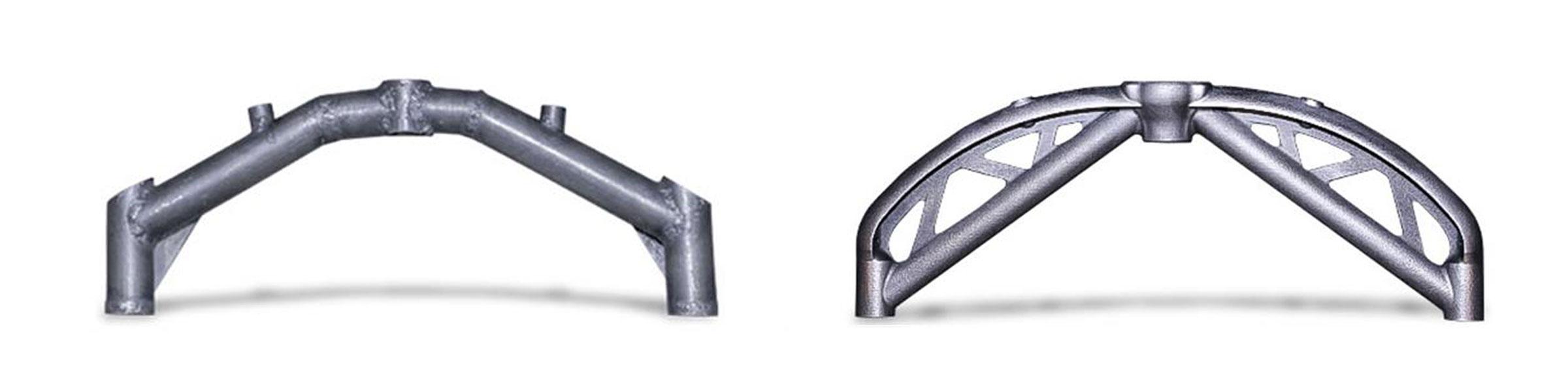 perno stampa 3D nella meccanica