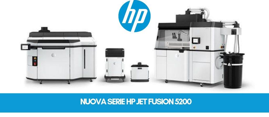 HP 5200 stampante 3D