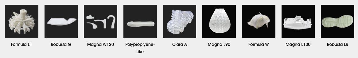 Materiali per le Stampanti 3D ProtoFab