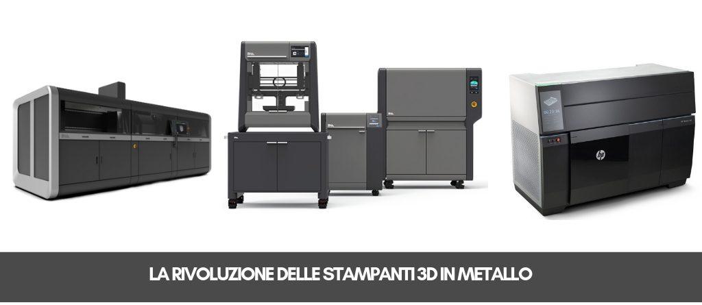 La rivoluzione delle stampanti 3d in metallo   Selltek Srl