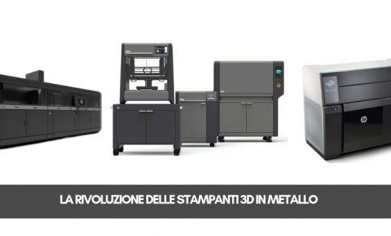La rivoluzione delle stampanti 3d in metallo | Selltek Srl