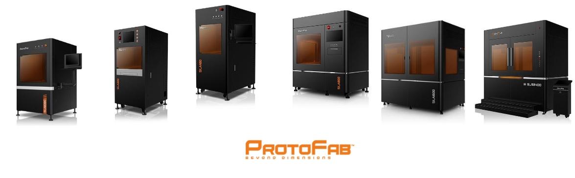 Stampanti 3D ProtoFab