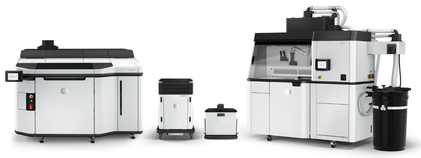 HP 5200 Materialise e Hp