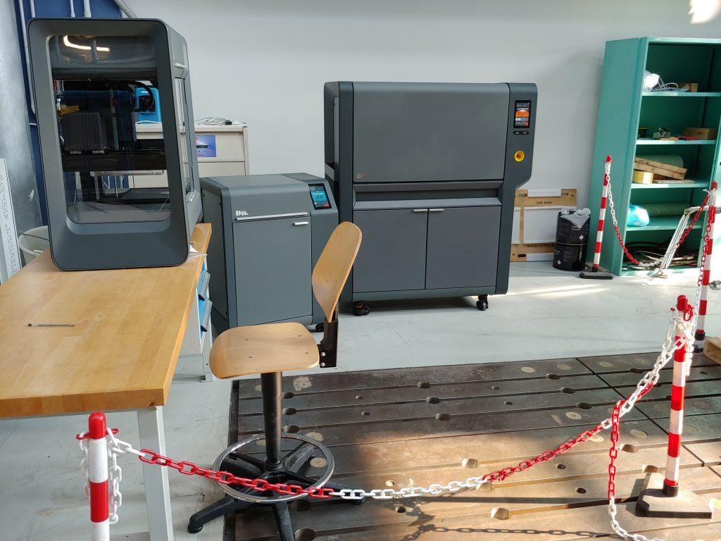 Stampanti 3D Studio System - metallo