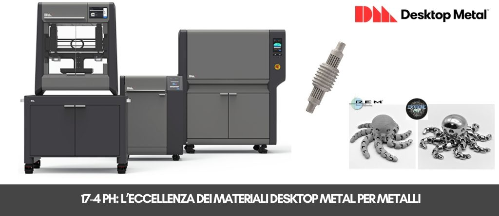 Desktop Metal e REM Surface Engineering | Selltek by Dedem