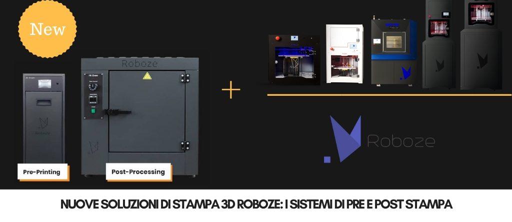 Nuove soluzioni di stampa 3D Roboze 2019   Selltek by Dedem