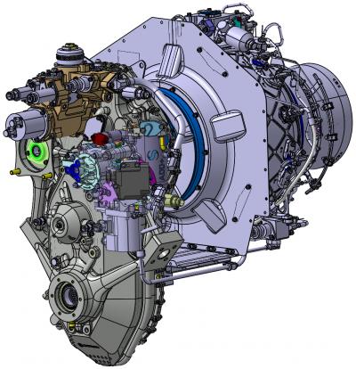 Motore aereo: il settore aerospaziale e la stampa 3D