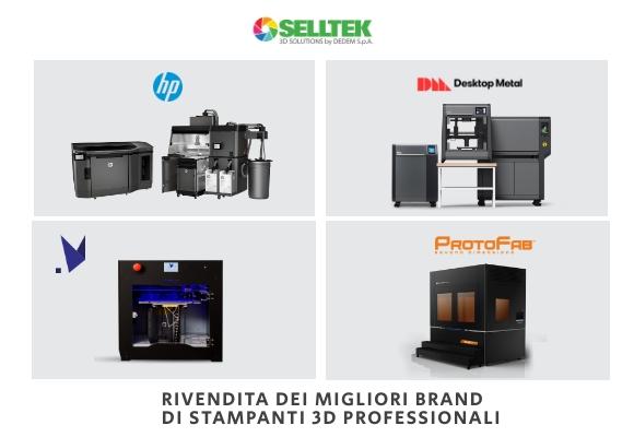 MECSPE 2020 | Stampanti 3D Selltek 2020