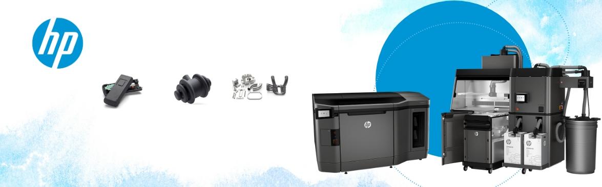 Vendita stampanti 3D industriali HP